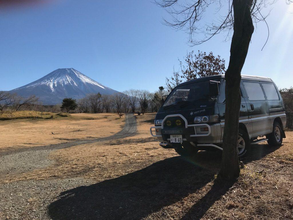 朝霧ジャンボリーオートキャンプ場
